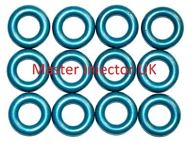 Fuel Injector Seals Viton 15 mm OD x 7.8 mm ID x 3.7 mm 6 Cylindres-Kit 54