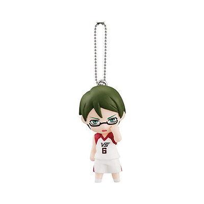 Bandai Kuroko/'s Basketball LAST GAME Swing 02 Key chain Figure Shintaro Midorima