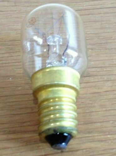 Logik lbfanx 16 lbfanb 16 FORNO LAMPADINA 25W Genuine PART
