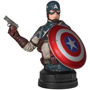 Le premier buste exclusif à Avenger de Captain America Movie 871810008582