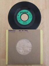 "Girlschool 7"" Vinyl Single 45 Hit and Run Tonight"