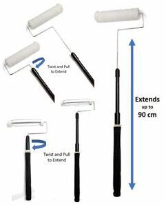 Manico-Lungo-Rullo-allungabile-High-Reach-palo-di-estensione-del-soffitto-dipinto