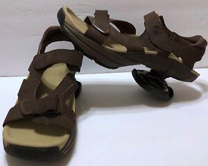Size Heel Pain Terrain 13 Brown Coil Sidewinder Sandals Z All Relief CxBdeo