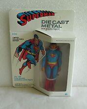 VINTAGE NEW MINT IN BOX MIB 1979 MEGO DIE CAST METAL SUPERMAN 91505