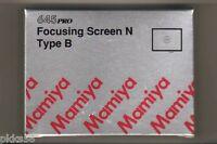 Mamiya 645 Af, Afd, Df, Phase One Modified Focusing Screen (rangefinder Spot)