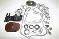 Honda Prelude M6ha Rebuild Kit Automatic Transmission Master Overhaul 1997-01