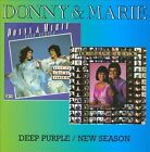 Deep Purple/New Season by Donny Osmond (CD, Jun-2008, 7T's)