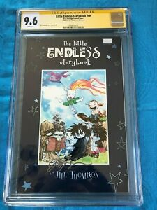 Little-Endless-1-DC-CGC-SS-9-6-Signed-by-Jill-Thompson