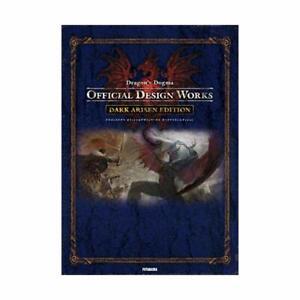 Dragon-039-s-Dogma-Official-Design-Works-Dark-Arisen-Edition-game-Art-Book