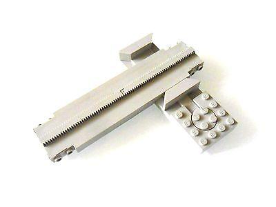 Lego® Monorail Zubehör 4x lange Schienen gerade Auf//Ab
