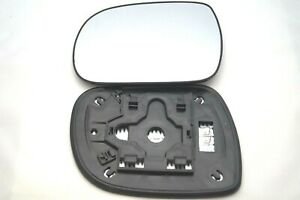 LEXUS RX 300 330 350 400 2003-2008 CLIP ON WING MIRROR GLASS HEATED LEFT