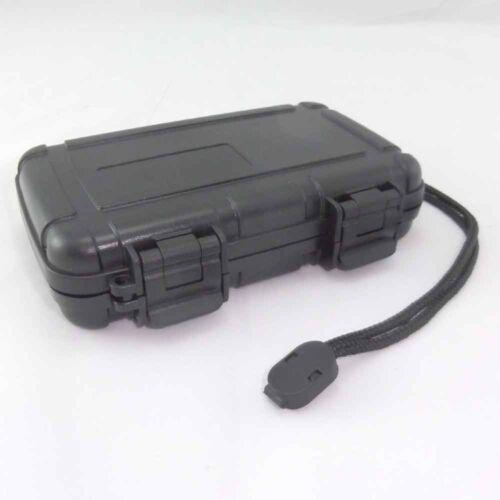 77001-k OUTDOOR DRY BOX IMPERMEABILE PLASTICA ABS DA CAMPEGGIO SURVIVAL