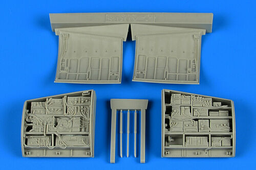 Aires 1//48 F-15 Eagle Electronic Bay for Great Wall Hobby kits