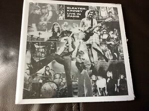 SLEATER-KINNEY-LIVE-IN-PARIS-CD-DIGIPAK-NEW-AND-SEALED-J1