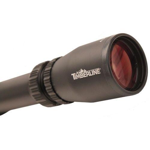Matte Black Burris Timberline Scopes 4.5X-14-32mm 201344 Ballistic Plex