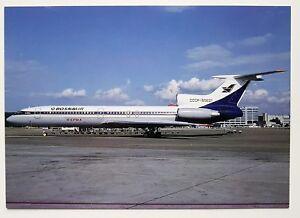 Bosna-Air-Tupolev-154M-Postcard