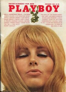 Magazine PLAYBOY December 1970 !!PAULA PRITCHETT-NUDE!!