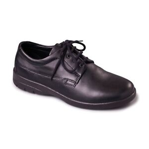 padders mens lunar leather wide g/h fitting comfort casual