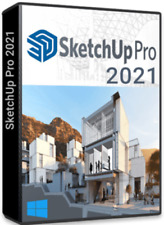 SketchUp Pro 2021 Windows / Mac ✔ LIFETIME ✅ Fast Delivery ✅