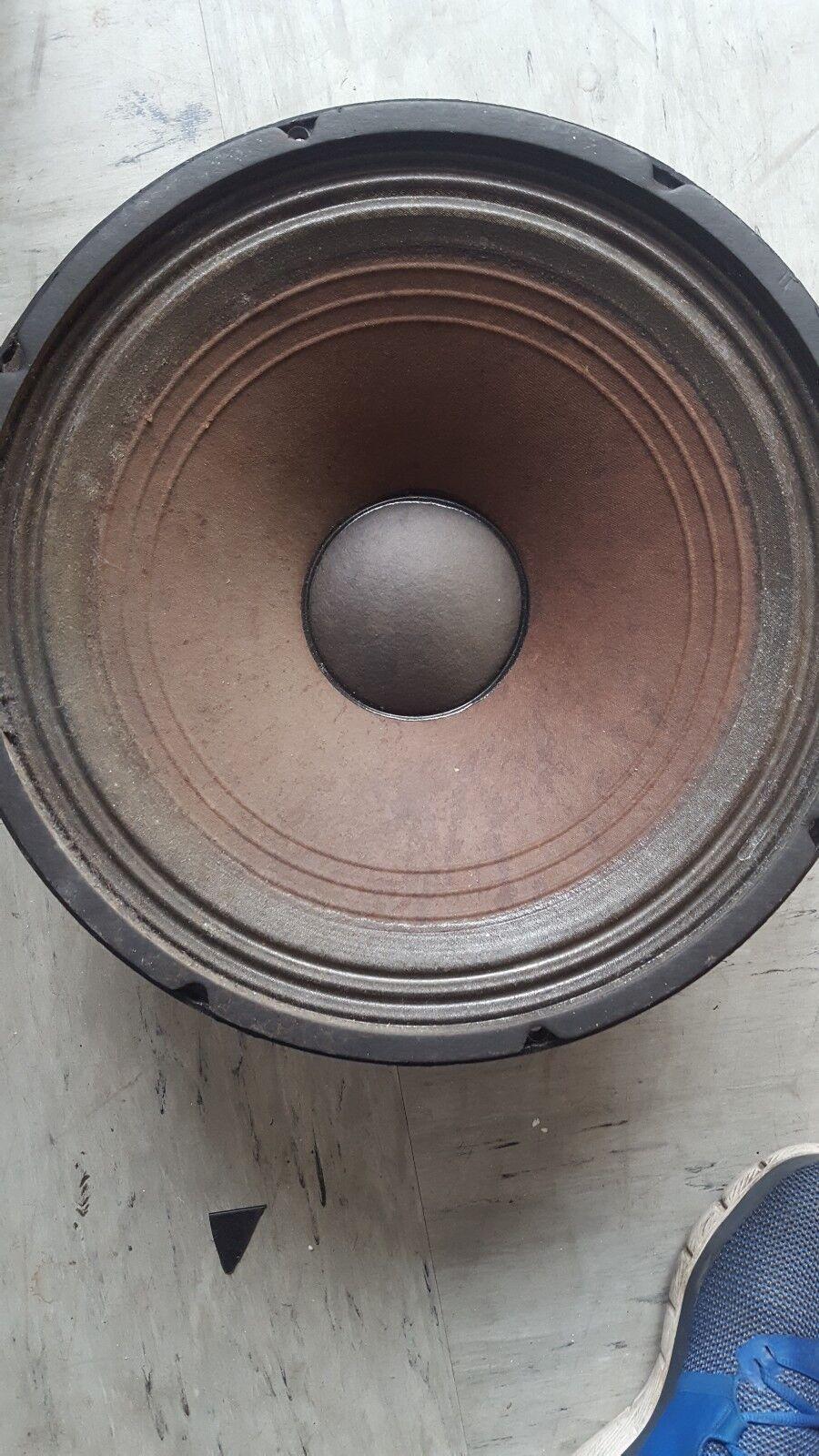 EV DL15ST Tieftöner Bass 15   Low Frequency Reproducer Elektro Voice