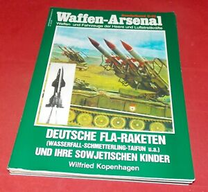 WA S-49 Deutsche Fla-Raketen und ihre sowjetischen Kinder