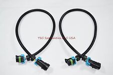 Camaro Corvette LS2 LS3 LS7 Oxygen O2 Sensor Header Extension Harness 24""