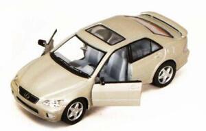 Kinsmart-Lexus-IS300-Sedan-1-36-scale-diecast-model-car-Toy-5-034-5046D-Champagne