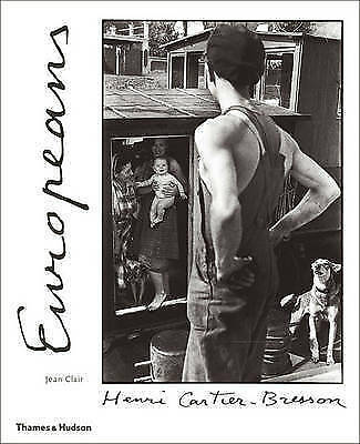 1 of 1 - Cartier-Bresson: Europeans by Jean Clair (Paperback, 1999)