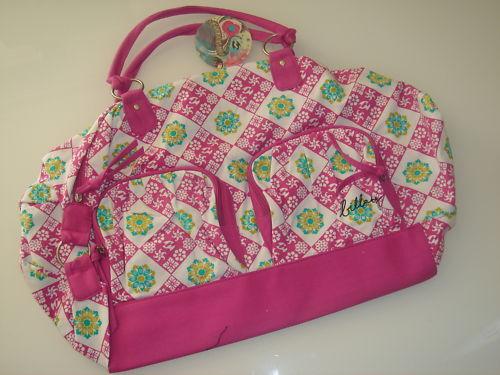 BILLABONG Handtasche AMAZE passion pink Neu /& OVP