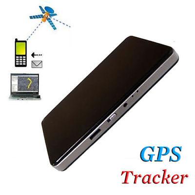 Global Ultra Slim Realtime GSM GPRS GPS Tracker Spy Car Vehicle Security Monitor