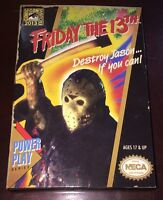 Jason Voorhees SDCC Exclusive NES Figure Friday the 13th Neca 8-Bit Game