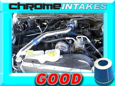 03-06 07 08 DODGE RAM 1500//2500//3500 5.7 5.7L V8 HEMI FULL COLD AIR INTAKE Stg3