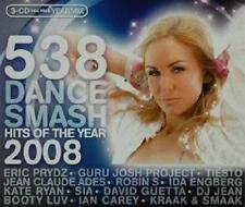 538 DANCE SMASH = Prydz/Carey/Ades/Guetta/Sia/Tiesto/Klaas..=3CD= groovesDELUXE!