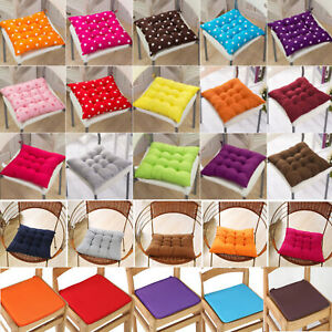 Round-Square-Chair-Cushions-Seat-Pads-Garden-Dining-Kitchen-Outdoor-Indoor-Patio