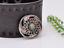 10X-Bohemian-3D-Flower-Turquoise-Conchos-For-Leather-Craft-Keychian-Wallet-Decor miniatuur 39