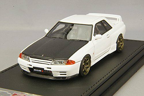 Ignition model 1 43 NISMO R32 GT-R S-TUNE bianca Resin Model  IG0922