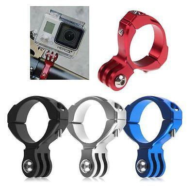 Fahrradhalterung aus Aluminiumlegierung für Lenkerhalterung für GoPro-Kamera