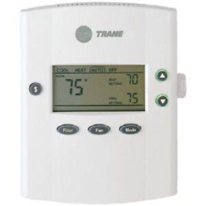 Trane tcont200an11aaa heatcool non programmable digital 24 volt stock photo fandeluxe Gallery