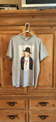 Supreme Neil Young Tee Grey SS15 Size XL