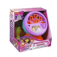 Little Kids Nickelodeon Motorized Bubble Machine