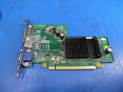 ATI RADEON X300 SE 128MB 109-A62801-00 PCI-e Video Graphic Card TESTED FREE SHIP