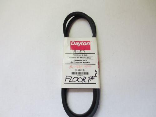 Details about  /DAYTON 4L610H PREMIUM V BELT
