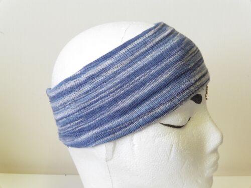 Nepalese Striped Hippy Headband Blue Colour ** Fair Trade ** FABULOUS SHB31