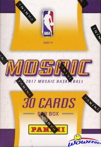 2016-17-Panini-PRIZM-Mosaic-Basketball-Factory-Sealed-HOBBY-Box-Simmons-RC-Year