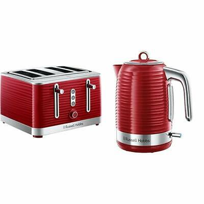 Russell Hobbs Inspire Red Kettle 24362
