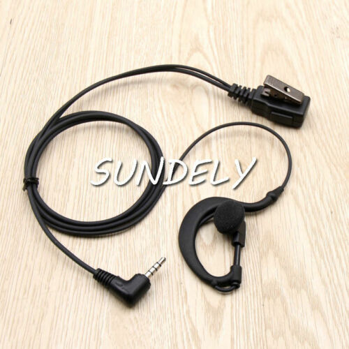 Headset//Earpiece For Yaesu Vertex Standard Radio VX-168 VX-228 VX-231 VX-298