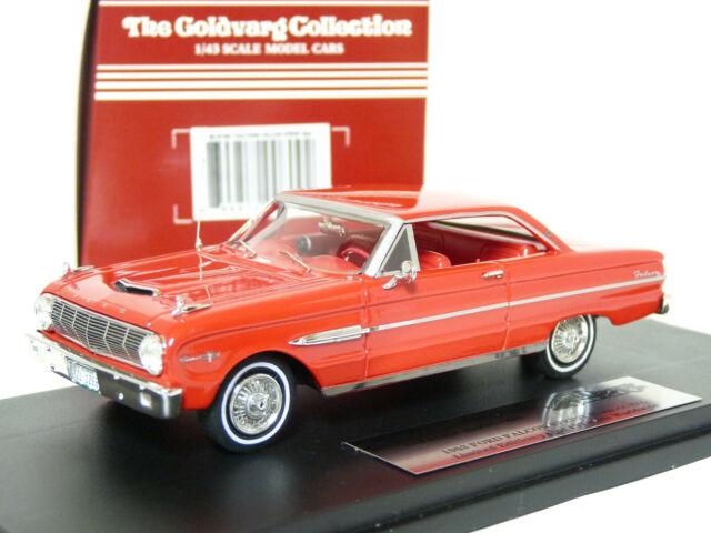 Goldvarg GC-010A 1/43 1963 Ford Galcon Sprint Resin Model Car