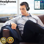 thumbnail 2 - Sony Noise Cancelling Headphones Foldable Stereo On Ear Headset MDRZX110NC New