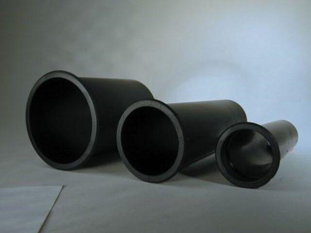 Bass Reflex Tube Br 30/63 ABS Black