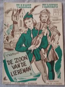 Vlaamse-Filmkens-N-320-De-Zoon-van-de-Liereman-Averbode